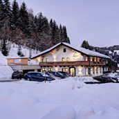 Hotels an der Piste: Hotel- Restaurant Bike & Snow Lederer