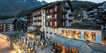 Hotels an der Piste - Sauna - Wallis - Sunstar Hotel Saas-Fee