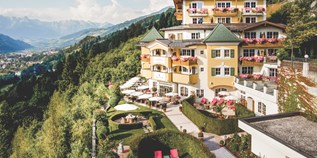 Hotels an der Piste - Pools: Innenpool - Pongau - Hotel AlpenSchlössl