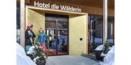 Hotels an der Piste - Pools: Innenpool - Hotel die Wälderin