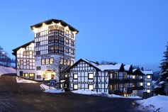 Hotels an der Piste - Pools: Innenpool - Sauerland - Dorint Hotel & Sportresort Winterberg