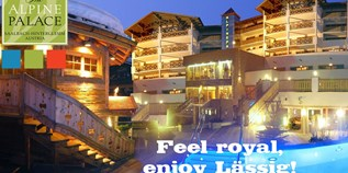 Hotels an der Piste - Pools: Innenpool - Saalbach-Hinterglemm - Hotel Alpine Palace