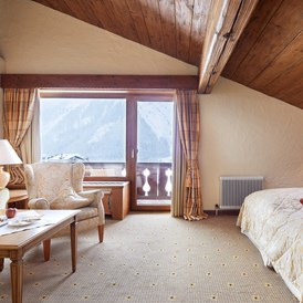 Skihotel: Gartner Wand - Junior Suite  - Hotel Singer - Relais & Châteaux