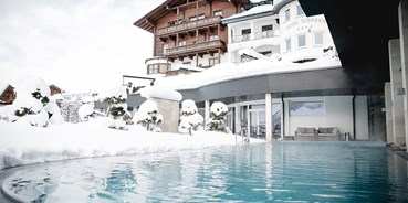 Hotels an der Piste - Pools: Innenpool - Sonnhof Alpendorf